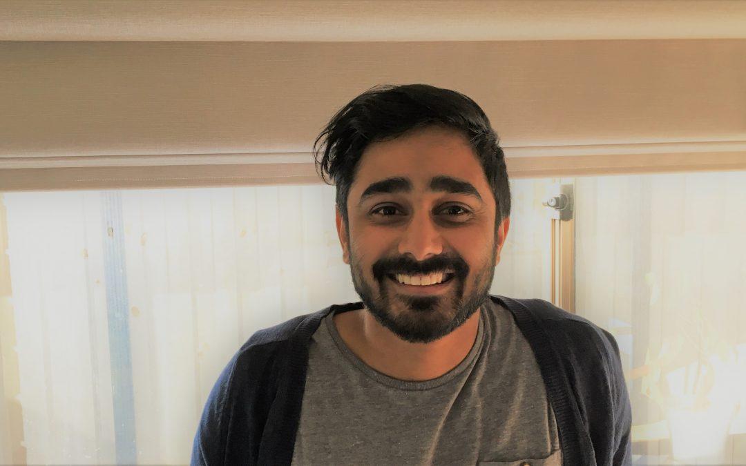 Meet the members: Arun Sri Nanthakumar from Our Median