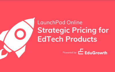 EduGrowth Launch Pad: Strategic Pricing for EdTech Products