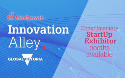 Complimentary EduTECH exhibitor booths avail for VIC startups