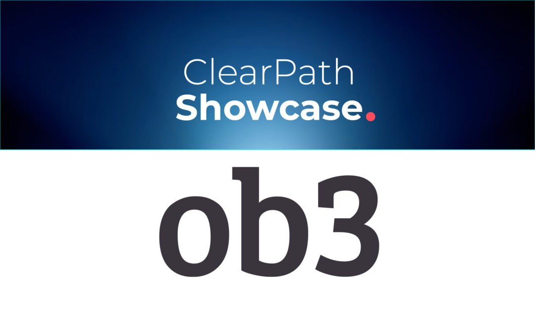 ClearPath Showcase: OB3