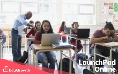 LaunchPad Online: Connect to a community of expert teachers with Edukana