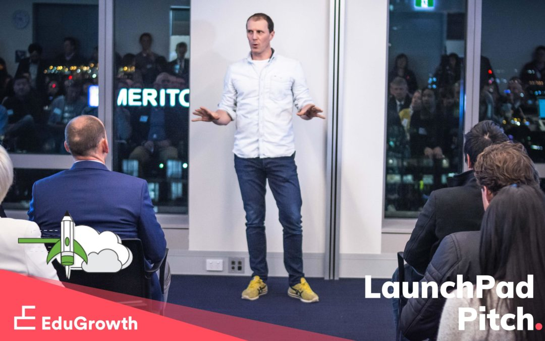Pitch! with AWS EdStart (in Sydney)
