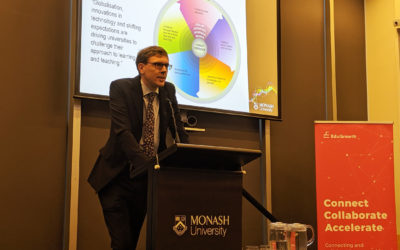 Monash University opens EduGrowth higher-ed showcase