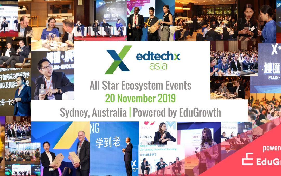EdTechX Startup Pitch Competition Australian Finals