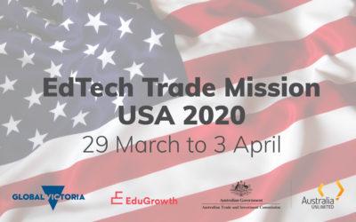 EdTech Trade Mission USA 2020