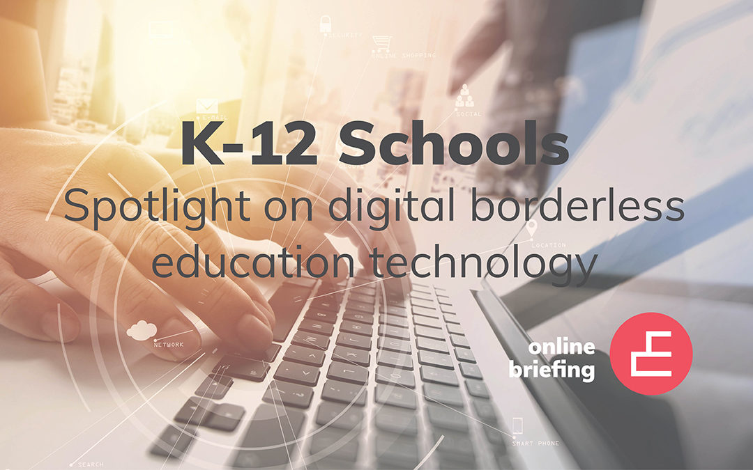 K12 Schools EdTech Showcase | 24 March