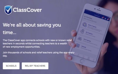 ClassCover – connecting casual relief teachers to paid work