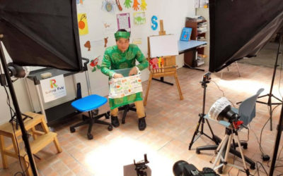Rolling Fun – new at-home video resources for nutrition education