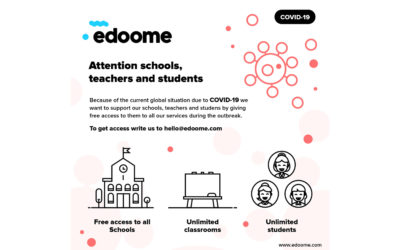 edoome – connecting teachers with their students