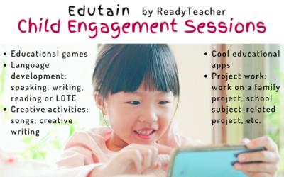 Ready Teacher announces Edutain, an innovative means of paid work for teachers