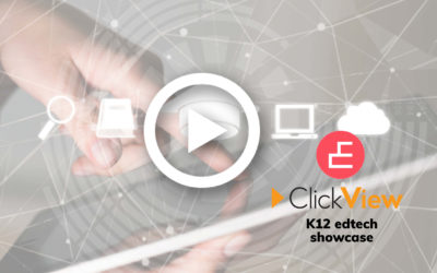 K-12 Showcase – Student engagement in a digital environment