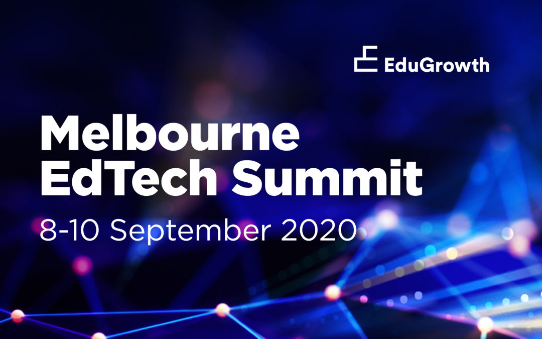 Melbourne EdTech Summit – Day 1