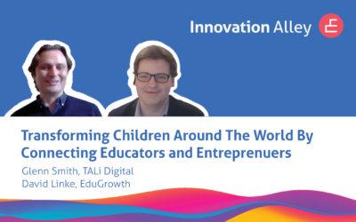 Entrepreneur Interview with Glenn Smith, TALi
