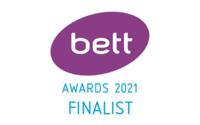 EduGrowth is a finalist in Bett Awards 2021