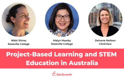 Project-Based Learning and STEM education in Australia