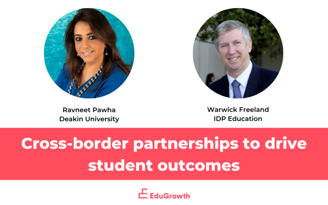 The value of cross-border partnerships to drive education