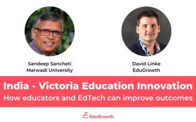 Education Innovation in India & Australia