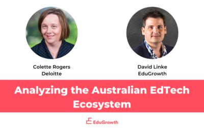 Analyzing the Australian EdTech Ecosystem