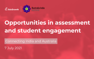 Opportunities in Assessment and Student Engagement: India and Australia