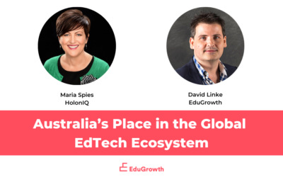 Australia's Place in the Global EdTech Ecosystem