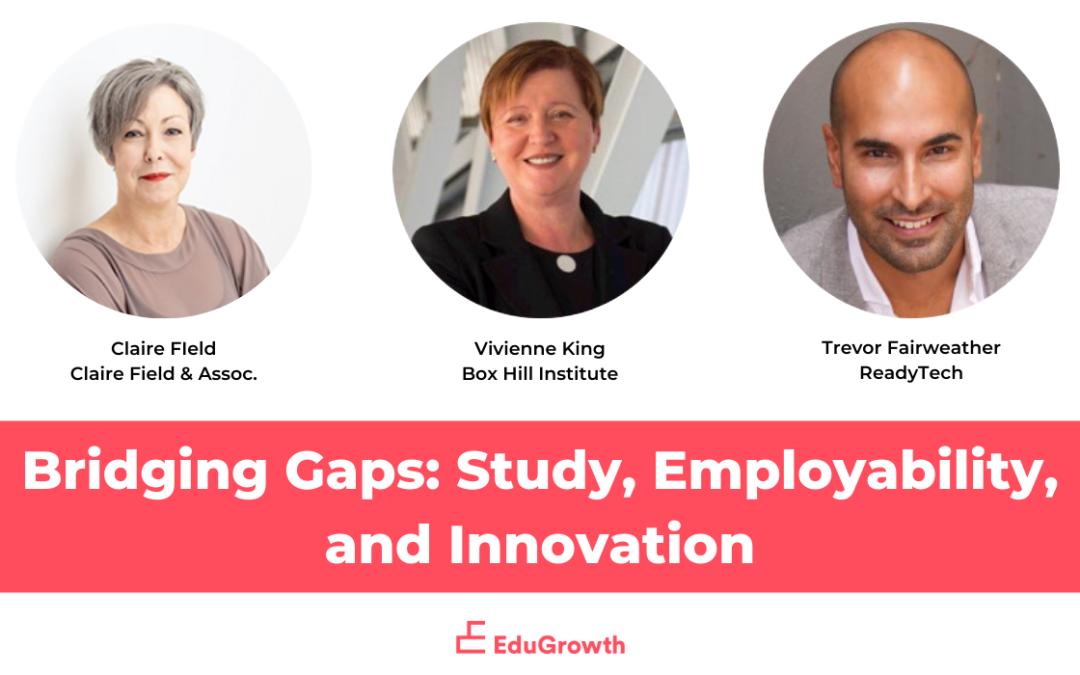 Bridging Gaps: Study, Employability, and Innovation
