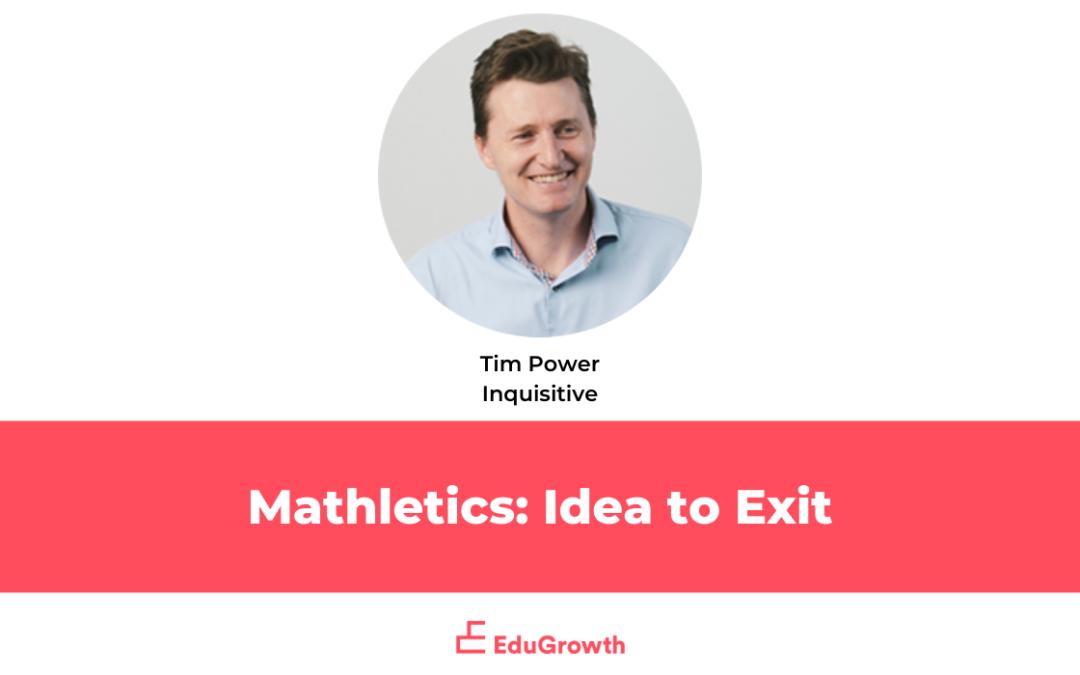 Mathletics: Idea to Exit
