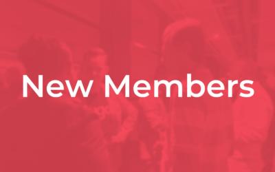 New Members: February – May 2021