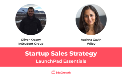 Building a Sales Strategy: EdTech startup sales and revenue generation