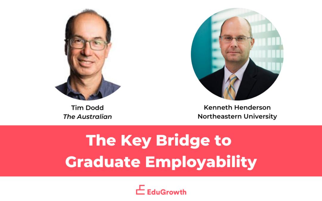 The Key Bridge to Graduate Employability