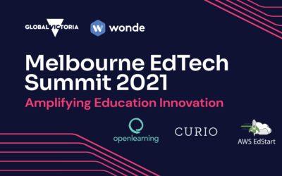 Melbourne EdTech Summit 2021