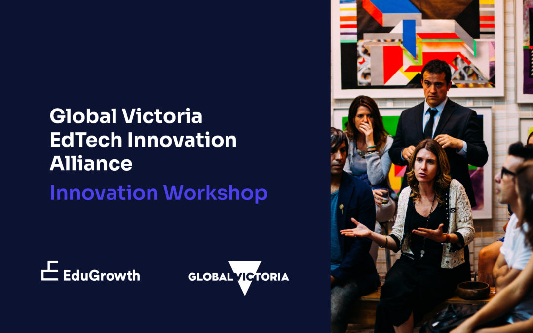 Program to kick off with an online Innovation Workshop