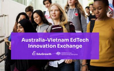 Grant funding for Australia-Vietnam EdTech Innovation Exchange